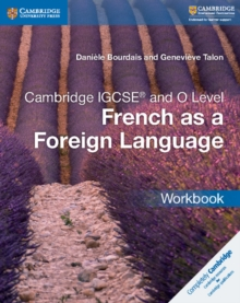 Cambridge IGCSE (R) and O Level French as a Foreign Language Workbook, Paperback / softback Book