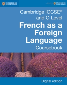 Cambridge IGCSE(R) and O Level French as a Foreign Language Coursebook Digital Edition, EPUB eBook
