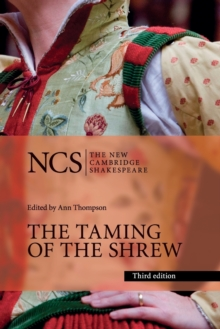 The Taming of the Shrew, Paperback / softback Book