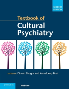 Textbook of Cultural Psychiatry, Paperback / softback Book