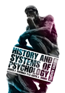 History and Systems of Psychology, Paperback Book