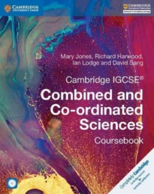 Cambridge IGCSE (R) Combined and Co-ordinated Sciences Coursebook with CD-ROM, Mixed media product Book