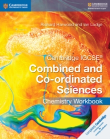 Cambridge IGCSE (R) Combined and Co-ordinated Sciences Chemistry Workbook, Paperback Book