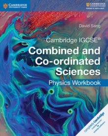 Cambridge International IGCSE : Cambridge IGCSE (R) Combined and Co-ordinated Sciences Physics Workbook, Paperback / softback Book
