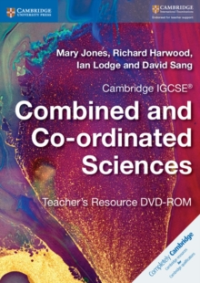 Cambridge IGCSE (R) Combined and Co-ordinated Sciences Teacher's Resource DVD-ROM, DVD-ROM Book