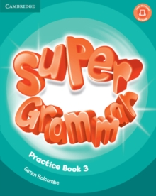 Super Minds Level 3 Super Grammar Book, Paperback Book