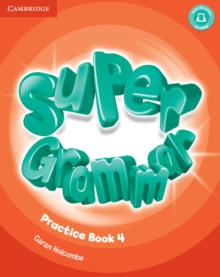 Super Minds Level 4 Super Grammar Book, Paperback Book