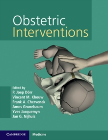 Obstetric Interventions with Online Resource, Mixed media product Book