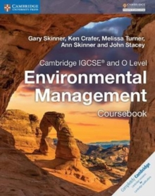 Cambridge IGCSE (R) and O Level Environmental Management Coursebook, Paperback Book