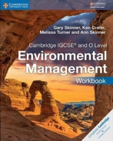 Cambridge IGCSE (R) and O Level Environmental Management Workbook, Paperback Book
