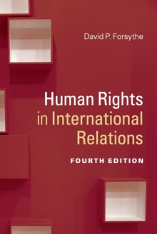Human Rights in International Relations, Paperback Book
