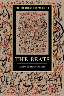 The Cambridge Companion to the Beats, Paperback Book