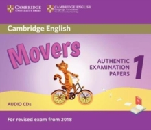 Cambridge English Movers 1 for Revised Exam from 2018 Audio CDs (2) : Authentic Examination Papers from Cambridge English Language Assessment, CD-Audio Book