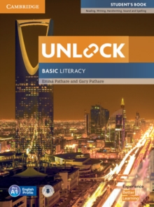 Unlock : Unlock Basic Literacy Student's Book with Downloadable Audio, Mixed media product Book