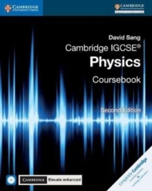 Cambridge IGCSE (R) Physics Coursebook with CD-ROM and Cambridge Elevate Enhanced Edition (2 Years), Mixed media product Book