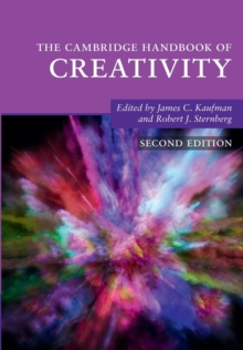 The Cambridge Handbook of Creativity, Paperback / softback Book