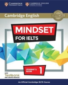 Mindset for IELTS Level 1 Student's Book with Testbank and Online Modules : An Official Cambridge IELTS Course, Mixed media product Book