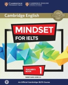 Mindset for IELTS Level 1 Teacher's Book with Class Audio : An Official Cambridge IELTS Course, Mixed media product Book