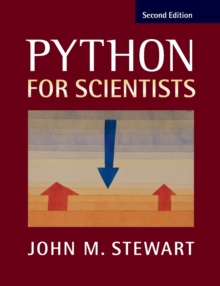 Python for Scientists, Paperback Book