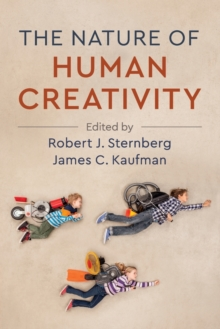 The Nature of Human Creativity, Paperback / softback Book