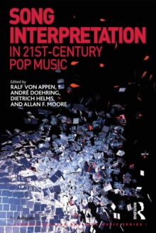 Song Interpretation in 21st-Century Pop Music, EPUB eBook