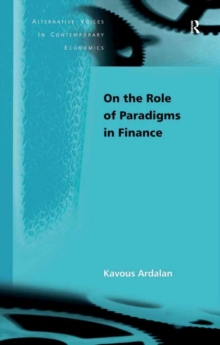 On the Role of Paradigms in Finance, EPUB eBook