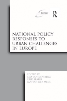 National Policy Responses to Urban Challenges in Europe, PDF eBook