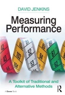 Measuring Performance : A Toolkit of Traditional and Alternative Methods, EPUB eBook