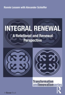 Integral Renewal : A Relational and Renewal Perspective, PDF eBook