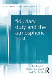Fiduciary Duty and the Atmospheric Trust, EPUB eBook