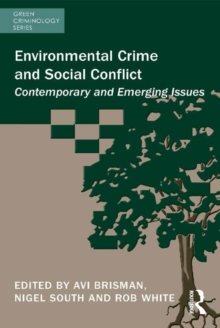 environmental crime essay Description second only to the trade in drugs and weapons, environmental crime is the largest illegal business in the world it is global and often organised and transnational, and it.