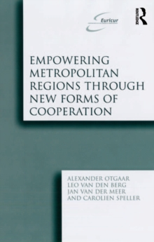 Empowering Metropolitan Regions Through New Forms of Cooperation, EPUB eBook