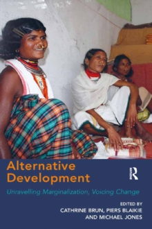 Alternative Development : Unravelling Marginalization, Voicing Change, EPUB eBook