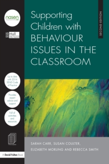 Supporting Children with Behaviour Issues in the Classroom, PDF eBook