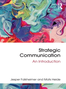 Strategic Communication : An Introduction, PDF eBook