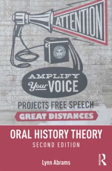 Oral History Theory, PDF eBook