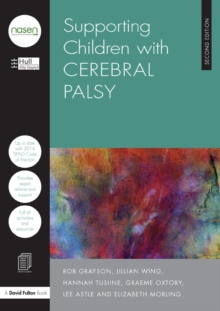 Supporting Children with Cerebral Palsy, EPUB eBook