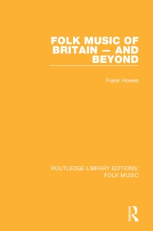 Folk Music of Britain - and Beyond, EPUB eBook