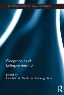 Geographies of Entrepreneurship, EPUB eBook