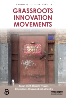 Grassroots Innovation Movements, PDF eBook