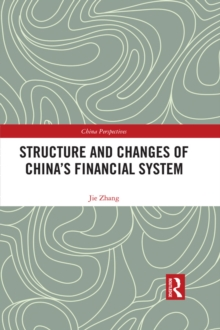 Structure and Changes of China's Financial System, PDF eBook