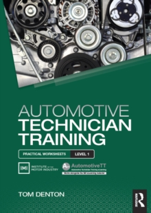 Automotive Technician Training: Practical Worksheets Level 1, PDF eBook