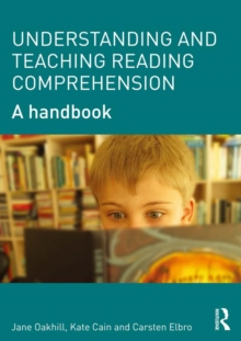 Understanding and Teaching Reading Comprehension : A Handbook, PDF eBook