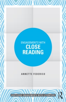 Engagements with Close Reading, PDF eBook