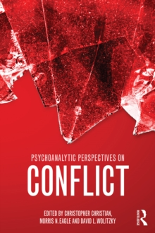 Psychoanalytic Perspectives on Conflict, EPUB eBook