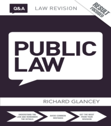 Q&A Public Law, PDF eBook