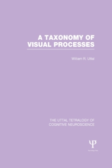 A Taxonomy of Visual Processes, EPUB eBook