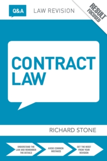 Q&A Contract Law, PDF eBook