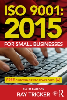 ISO 9001:2015 for Small Businesses, PDF eBook