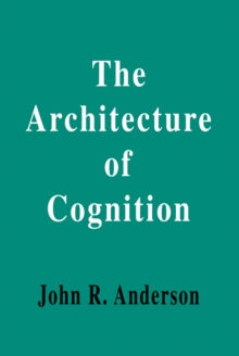 The Architecture of Cognition, EPUB eBook